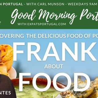 Portuguese food with Frank Devane | Trás-os-Montes | Good Morning Portugal!