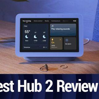Nest Hub 2 Review | TWiT Bits
