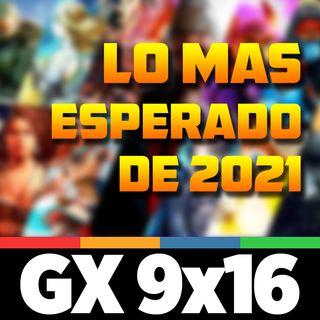 GAMELX 9x16 - Los juegos más esperados de 2021