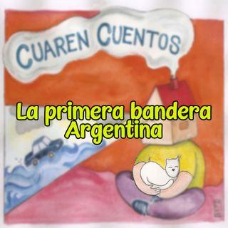 La primera bandera Argentina