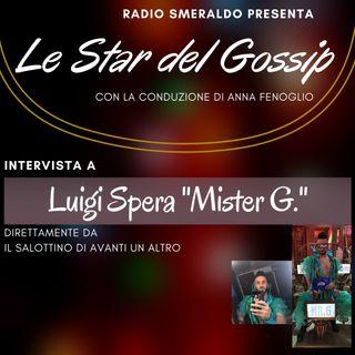 Mister G. | Le Star del Gossip