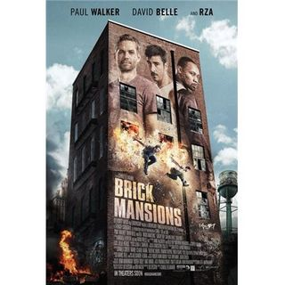 CR #59- Paul Walker's 'Brick Mansions'; Why Did 'Transcendence' Fail?