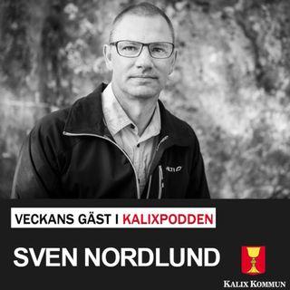 Sven Nordlund: politiker, yrkesfiskare och naturfotograf
