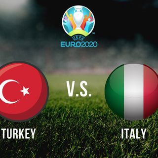 Turchia-Italia Fase a gironi 1° turno