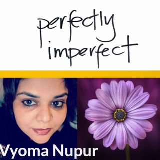Perfectly Imperfect with Vyoma Nupur - Episode #104: Guest Stephanie Feger