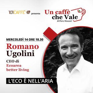 Romano Ugolini: L'eco è nell'area