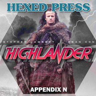 """Appendix N: """"Highlander"""""""