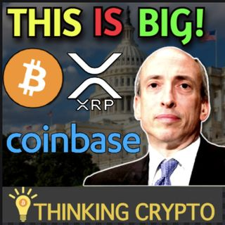 Big Crypto News! - Coinbase IPO - Gary Gensler Ripple XRP Lawsuit & Bitcoin ETF Approval