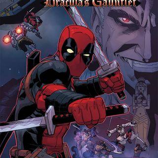 "Source Material #189 - Deadpool ""Dracula's Gauntlet"" (Marvel, 2014)"