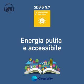 07. Energia pulita e accessibile