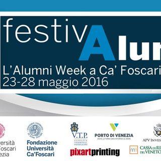 Alla scoperta di Festivalumni 2016