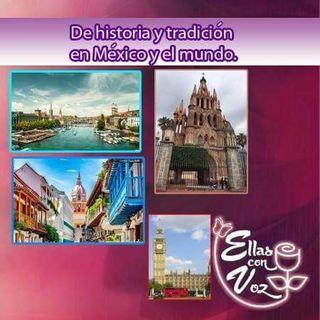 Historias y tradiciones de México y el mundo