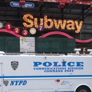 Times Square Attack - 12.11