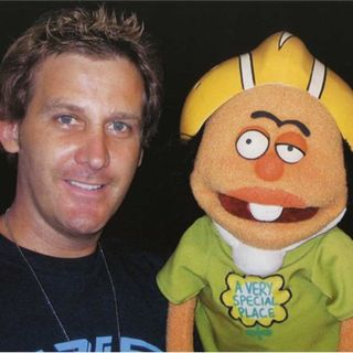 """Comedian Jim Florentine from VH1's """"That Metal Show"""""""