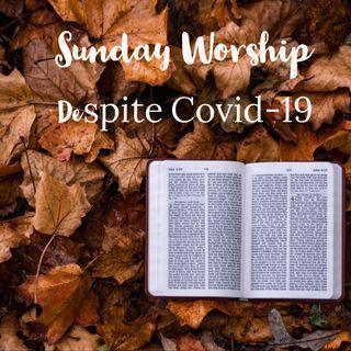 Sunday Worship Despite Covid-19: God's Financial Promise