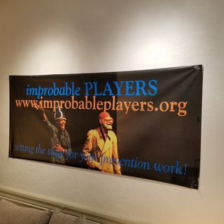 'Improbable Players' Bring Stories Of Addiction To Stage