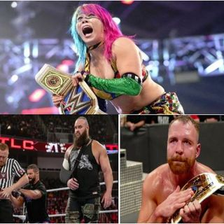 Recap of WWE TLC 2018