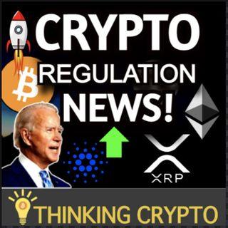 BIG Crypto Regulation News - ErisX Crypto IRA - NCR LiberyX Bitcoin ATM Acquisition