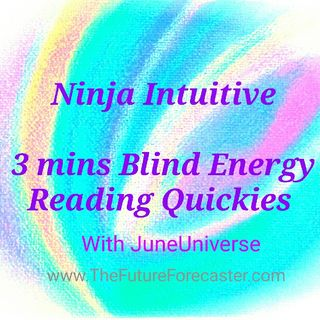3 Mins Intuitive Blind Reading Quickies - New Cycle Begun