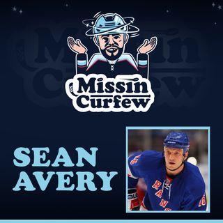 21. Sean Avery