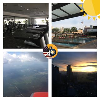 Travel Pod: Episode 1 - Malindo Air, Interesting Characters, Centrally Located Hotel & Nandos