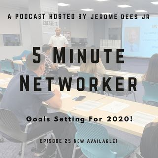What Are Your Networking Goals For 2020!?