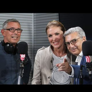 frammenti di Gintonik del 03-10-2019 con Barbara  Fontanesi e Franco Cosmai #meteopillola Giuseppe Loperfido #chicchezodiali Nadia Cicala