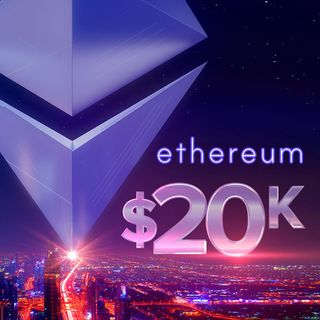 151. Ethereum to $20,000 | How ETH Can Reach $20k 💎