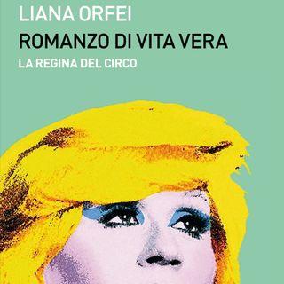 """Liana Orfei """"Romanzo di vita vera"""""""