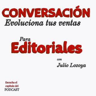 Conversacion Evoluciona tus ventas con Ana Laura Martinez