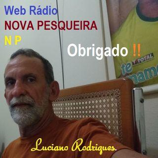 Nova Pesqueira Web Rádio #ISRAEL FILHO & FORRÓ BEATLES# Sábado, 08/12/2018 - Luciano Rodrigues