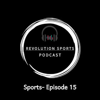 Revolution Sports Podcast Episode 15/Sports- NFL Week 7 and College Football Week 8 Recap and World Series Preview