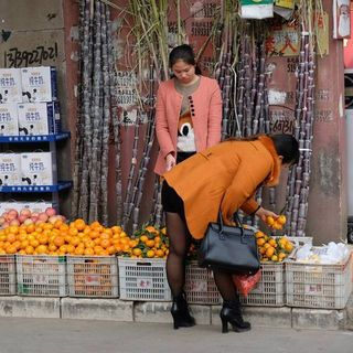 """Street Photography"" con Hector Santos."