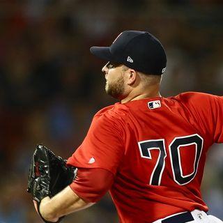 Underdog Ryan Brasier Important To Red Sox Bullpen
