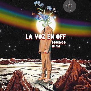 La Voz en Off ft. Galeria RAB 63