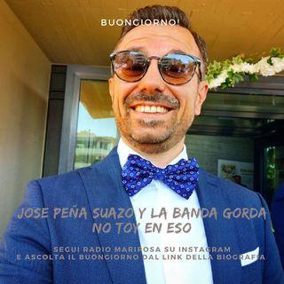 "Buongiorno e Buon Venerdì 19 Febbraio con Jose Peña Suazo Y La Banda Gorda: ""No toy en eso"" Novità Assoluta 2021 |  Merengue | Episodio 1072"