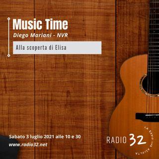 Music Time - Diego Mariani 03-07-2021