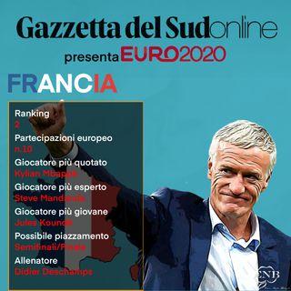 """Euro 2020 Girone F, """"Gazzetta presenta"""": la Francia (favorita) ha lasciato a casa un altro Dream team"""