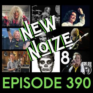 New Noize 8 - Ep390