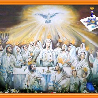 SHAVUOT, SOLEMNIDAD. PENTECOSTES EN LA IGLESIA