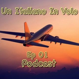 Un Italiano In Volo - Ep 01 - Piacere Francesco.....Comandante Francesco