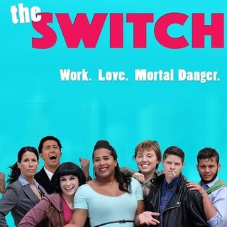 Amy Fox - The Switch: Work. Love. Mortal Danger.