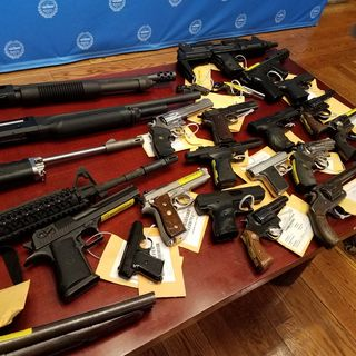 Boston Joining First-Of-A-Kind Regional Gun Buyback