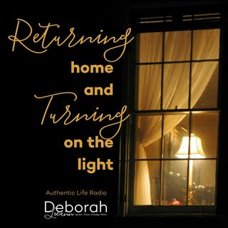 Returning Home and Turning On the Light