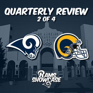 Rams Showcase -Second Quarter Review and Grades