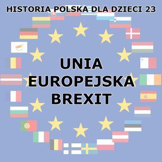 23 - Unia Europejska i Brexit