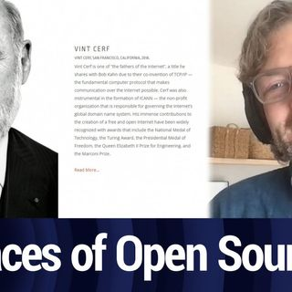 FLOSS Clip: Iconic Photos of the Open Source Community