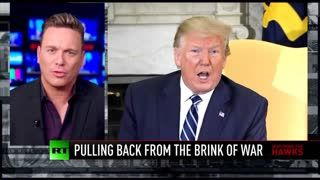 Ben Swann ON CREDIT to Pres. TRUMP for Calling Off Retalitory Strikes on IRAN