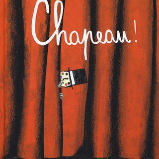 Audiolibri per bambini: Chapeau! Storia di un mago pasticcione. (Marianna Coppo) www.radiogiochiecolori.it