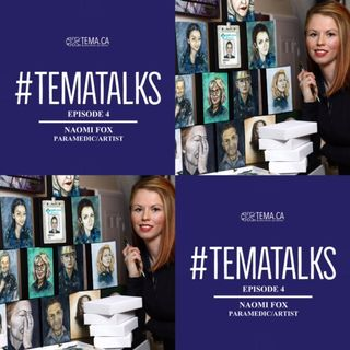 #TemaTalks Episode 4: Naomi Fox